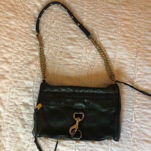 Rebecca Minkoff MAC crossbody bag black